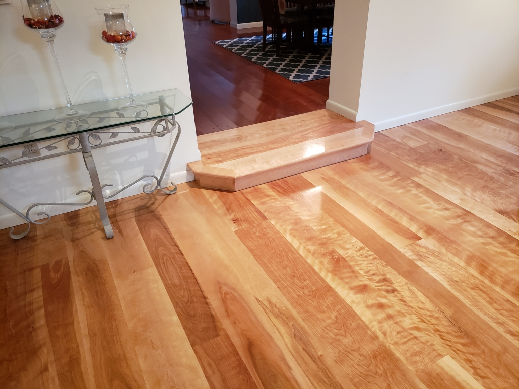Hardwood flooring refinishing State College, Harrisburg, PA