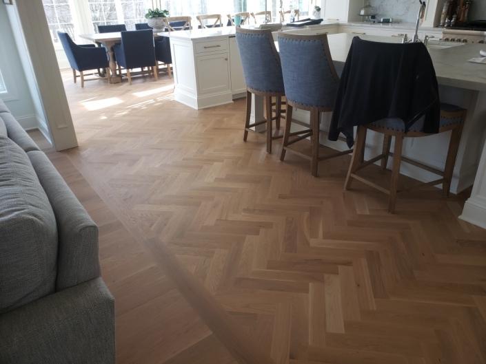 frontz finished floor